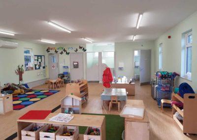 Nursery design by Davey Stone Associates