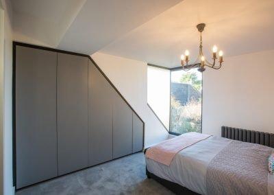 Loft conversion by Davey Stone Associates architectural design